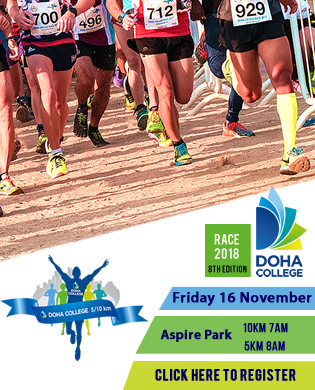Doha College Annual Run