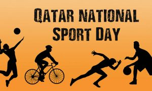 Qatar National Sport Day Cover
