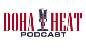 Doha Heat Podcast new logo