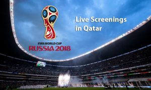 Marhaba FIFA 2018 Live Screening
