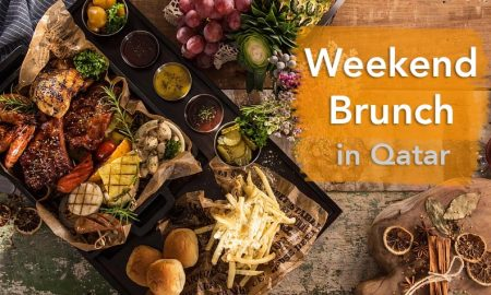 Weekend Brunch in Qatar