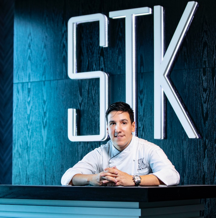 STK Doha has New Chef The Ritz Carlton Doha Qatar