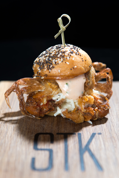 STK Signature Burger Ritz Doha