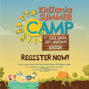 KidZania Summer Camp