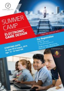 Virtuocity Summer Camp