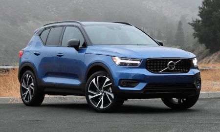 Motoring Review Volvo XC40