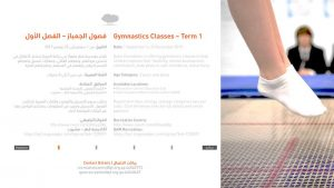 Gymnastics Classes Term 1