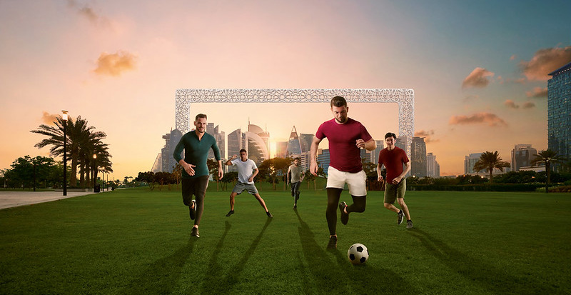 Qatar Airways promo FIFA 2019
