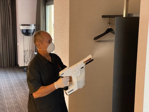 Marriott International_Cleaning Protocol